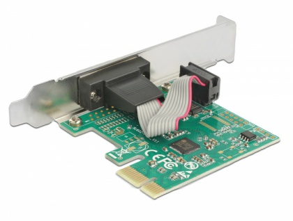PCI Express Karte zu 1 x Seriell RS-232, Delock® [89948]