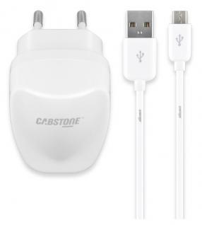 Strom & Sync Set (3-teilig) für Samsung, HTC, 1A USB Netzteil mit Micro-USB-Kabel