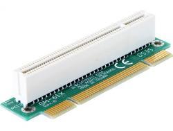 Riser Karte PCI gewinkelt 90____deg; links gerichtet, Delock® [89071]