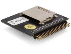 Konverter, IDE 44pin an SD Karte, Delock® [91664]