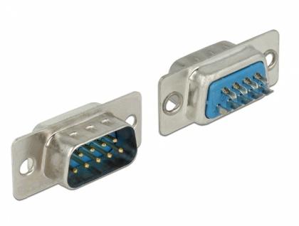 Steckverbinder Sub-D 9 Pin Stecker, Delock® [65881]