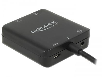 HDMI Audio Extractor 4K 30 Hz kompakt, Delock® [62784]