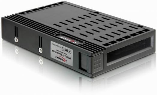 Wechselrahmen 3, 5' für 1x 2, 5' S-ATA HDD, Delock® [47198]