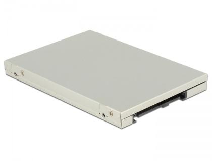 2, 5' Konverter U.2 SFF-8639 an M.2 NVMe Key M, Delock® [62710]