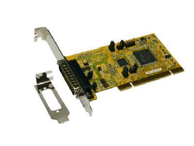 2S PCI Serielle RS-422/485 Karte Surge Protection & Isolation, Exsys® [EX-42372]