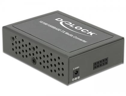 Medien Konverter 10/100/1000Base-T zu SFP kompakt, Delock® [86440]