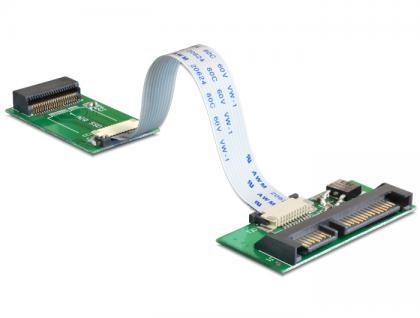 Konverter MacBook Air SSD zu SATA 22 Pin, Delock® [62429]