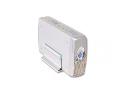 Aluline externes USB 2.0 & S-ATA Alu-Gehäuse für IDE & S-ATA HDD