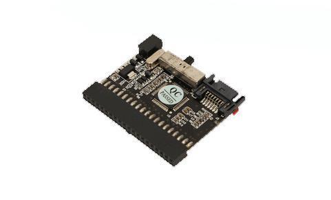 LogiLink® Adapter S-ATA zu IDE + IDE zu S-ATA [AD0008]