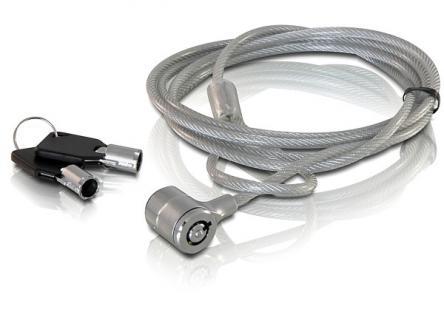 Navilock® NBz Sicherungskabel mit Schlüssel [20595]