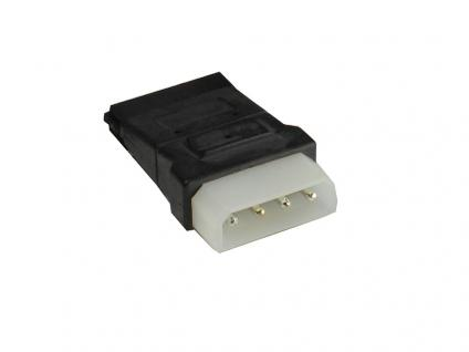 kabelmeister® S-ATA Power Adapter auf 5, 25' Stromanschluss