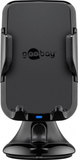 Kabellose Handyhalterung mit Schnellladefunktion, 10W, schwarz