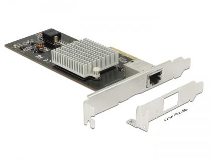 PCI Express Karte an 1x 10 Gigabit LAN RJ45, Delock® [89521]