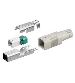 kabelmeister® USB B Stecker, unmontiert