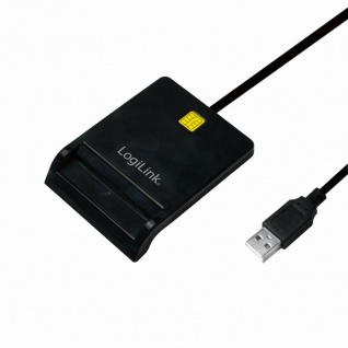 USB Chipkartenleser, LogiLink® [CR0037]