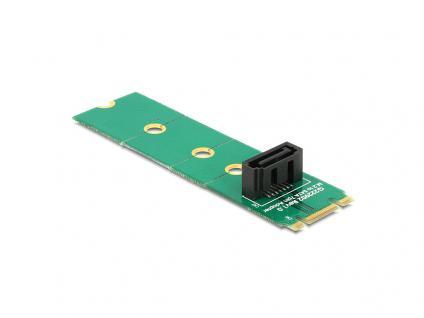 Adapter M.2 NGFF an SATA 7 Pin, Delock® [62548]