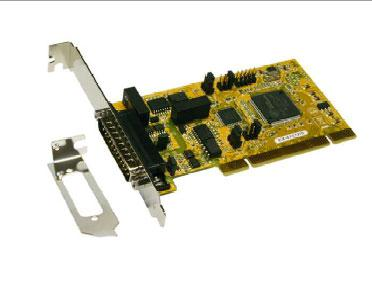 2S PCI Serielle RS-422/485 Karte Surge Protection & Isolation, Exsys® [EX-42372IS]