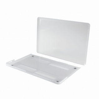 Hartschalen Schutzhülle für das MacBook Pro 15' (Retina Display), Transparent, LogiLink® [MPR15CL]