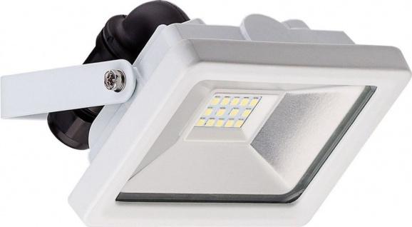 LED Außen-Flutlichtstrahler, 10W, 230V, 830 lm, 6500K, (kaltweiß), nicht dimmbar, A+