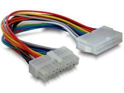 VerlängerungsKabel, für ATX Mainboard 20pol Stecker an Buchse, Delock® [82120]