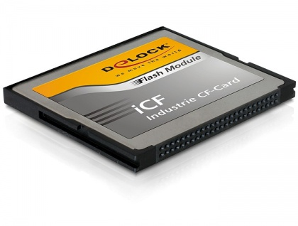 Industrial Compact Flash-Card 1GB, Delock® [54202]