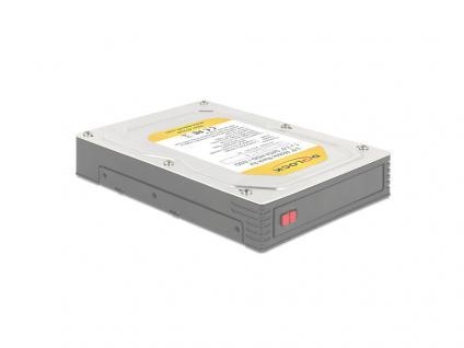 Wechselrahmen 3, 5' für 1 x 2, 5' SATA HDD / SSD, Delock® [47224]