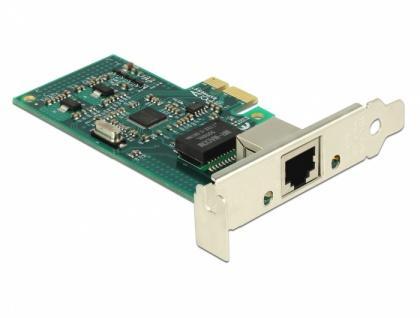 PCI Express Karte > 1 x Gigabit LAN, Delock® [89943]