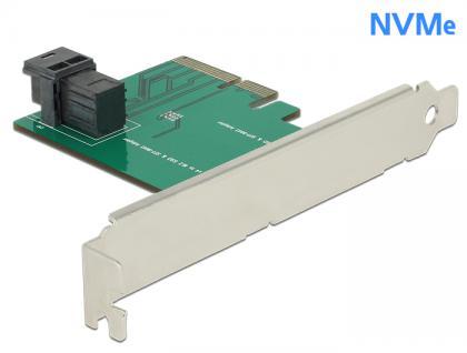 PCI Express x4 Karte an 1 x intern SFF-8643 NVMe, Delock® [89458]