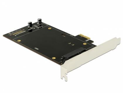PCI Express x1 Karte für 2x SATA HDD / SSD, Delock® [90349]