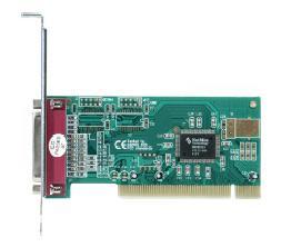 Longshine® LCS-6019, Parallele Schnittstellenkarte, 1-fach, 32-Bit, PCI