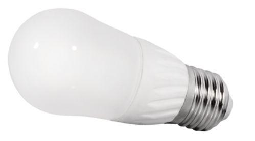LED Lampe, 2, 5W, 230V, 140 lm, 3000K, (warmweiß), nicht dimmbar, A+, >180____deg; Abstrahlwinkel