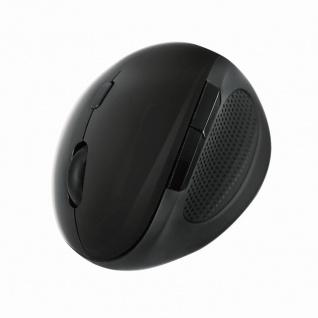 Ergonomische Funk-Maus, 2.4 GHz, 1600 dpi, LogiLink® [ID0139]
