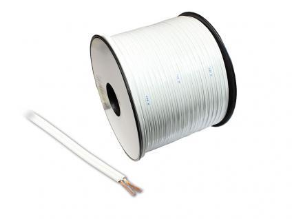 Lautsprecherkabel Weiß online bestellen bei Yatego