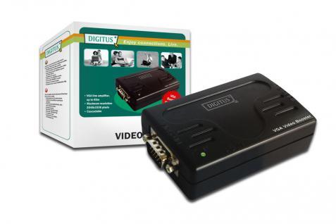 Digitus® VGA Booster, 65m [DS-53900-1] - Vorschau