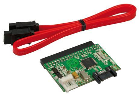 LogiLink® Adapter IDE ATAPI (PATA) zu S-ATA [AD0006A]
