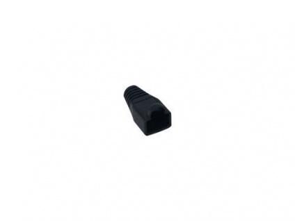 Knickschutztülle für Western Stecker , Farbe schwarz, Good Connections®