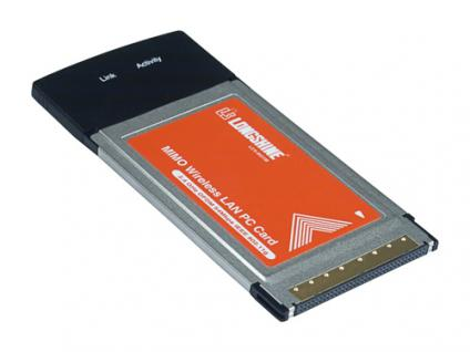 Longshine® Lcs-8531m Mimo Wireless Pcmcia Card 54 Mbps - Vorschau
