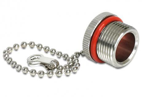 Verschlusskappe für N Stecker, Delock® [88716]