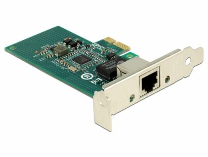PCI Express Karte > 1 x Gigabit LAN, Delock® [89942]
