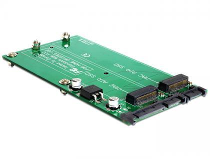 Konverter Dual MacBook Air SSD an SATA, Delock® [62494]