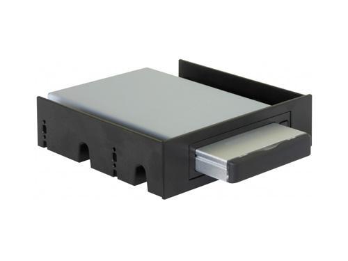 Wechselrahmen 3, 5' oder 5, 25' für 2, 5' S-ATA Festplatten - Vorschau