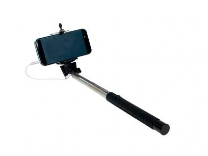 Selfie Monopod, 23, 5 bis 110 cm, LogiLink® [BT0032]