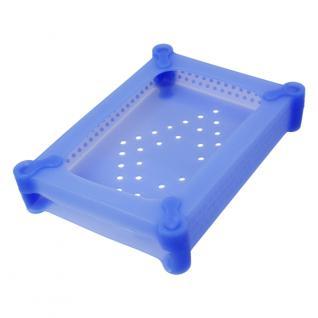 Schutz-Hülle, für 3, 5' HDDs Festplatten, silikon, Logilink® [UA0135]