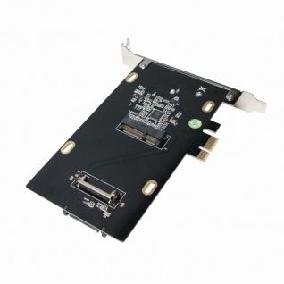HDD/SSD Hybrid PCI-Express Card, LogiLink® [PC0079]