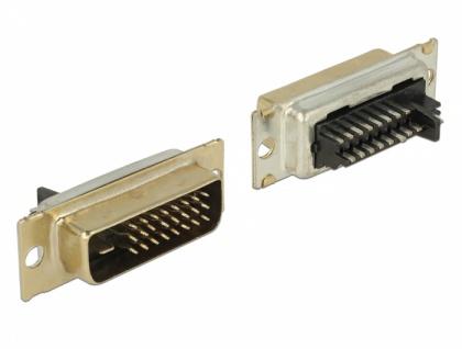 Steckverbinder DVI 24+1 Stecker, Delock® [65883]