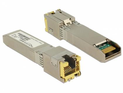 SFP+ Modul 10GBase-T RJ45, Delock® [86460]