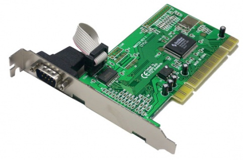 LogiLink® PCI Schnittstellenkarte Seriell 1 x RS232 [PC0015]