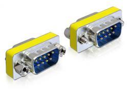 Adapter, Sub-D9 Stecker an Stecker, Delock® [65009]