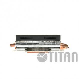 Titan® Heatpipe low profile Aktiv-Kühler für AMD K8 und AM2