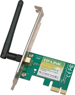 TP-Link® 150Mbps-Wireless-Lite-N-PCI-Express-Adapter [TL-WN781ND]